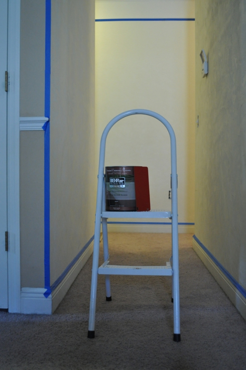Plain hallway