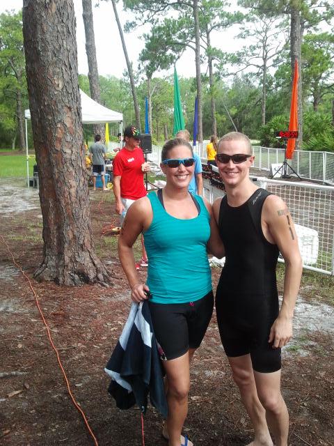 Mighty moss triathlon